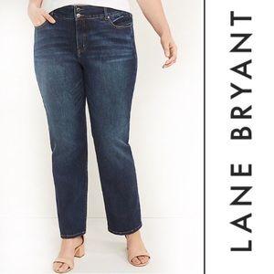 Lane Bryant Tighter Tummy Hi Rise Skinny Jean 16 A